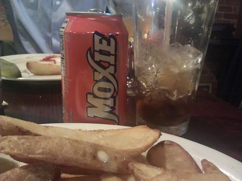 The Moxie Mule
