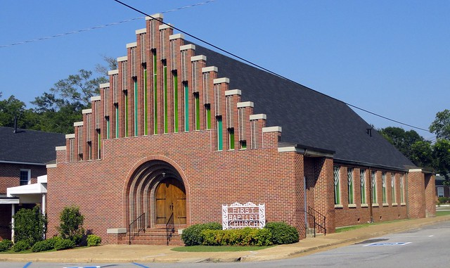 First Baptist Church, Reform AL