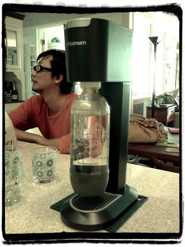 Sodastream氣泡機 by 南南風_e l a i n e