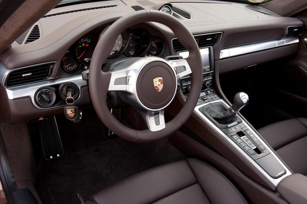 First Drive The New Porsche 911 Carrera S Teamspeed Com