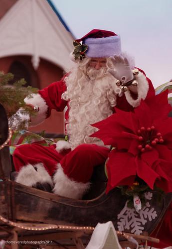 Santa! by thomevered