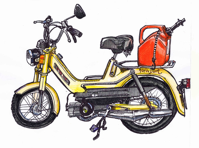mopedcolor