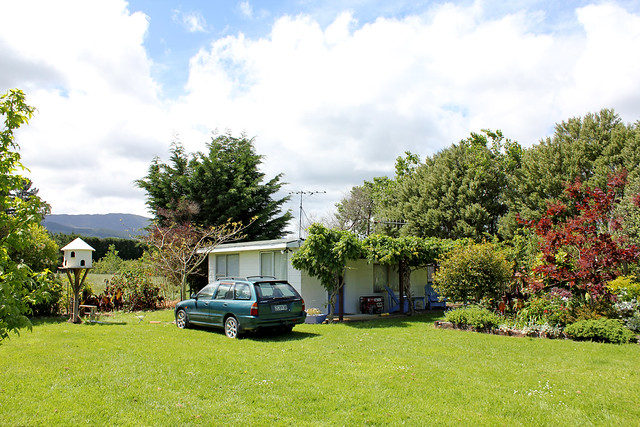The cottage in Otaki