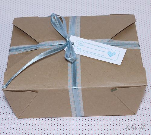 Geschenkverpackung / Keksverpackung