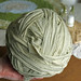 ball of rag strip yarn