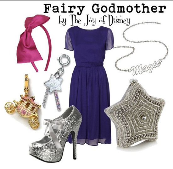 Inspired by: Fairy Godmother -- Cinderella