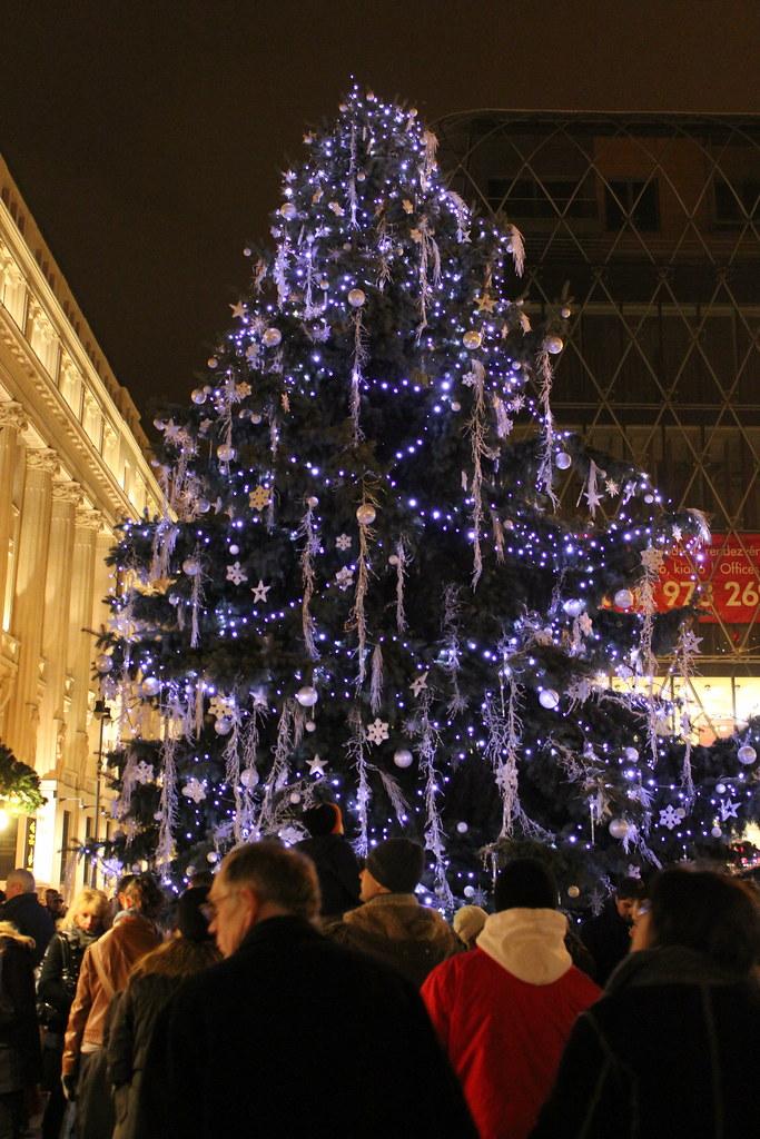 Mercado de Navidad de Budapest