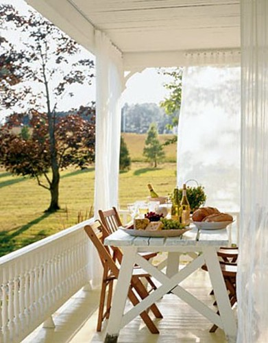 Country Living Porch