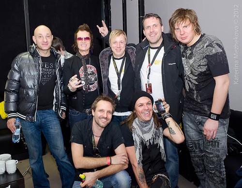 Glenn Hughes & the band