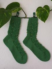 Rankendes Grün