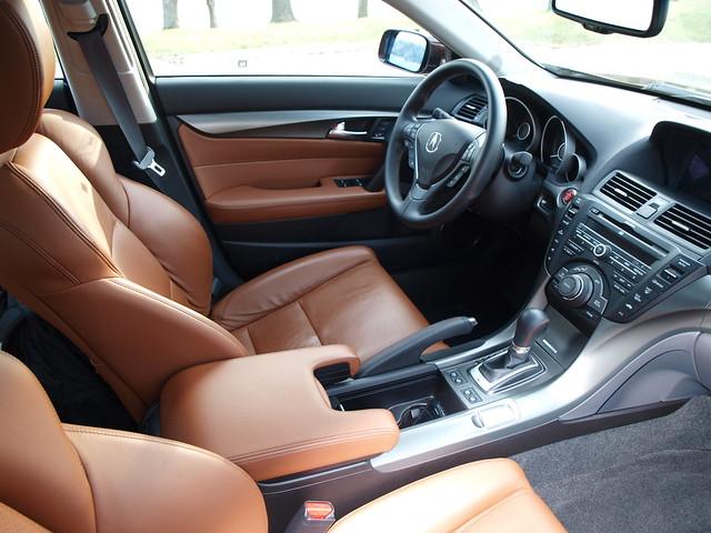 2012 Acura TL SH-AWD 18