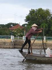 Cham Village Rower