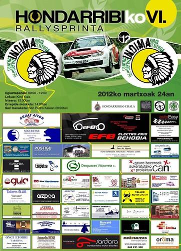 Rallysprint Hondarribia 2012