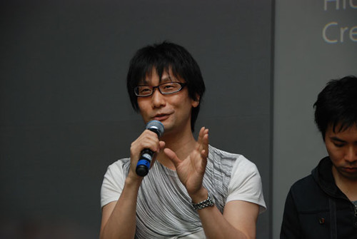 Hideo Kojima: I'll be Making Games Until the Day I Die