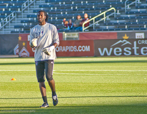 Steward Ceus Colorado Rapids by CE's Photography