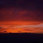 Lampione al tramonto...