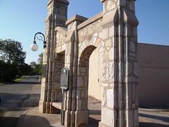 Erath Arches, Stephenville, Texas