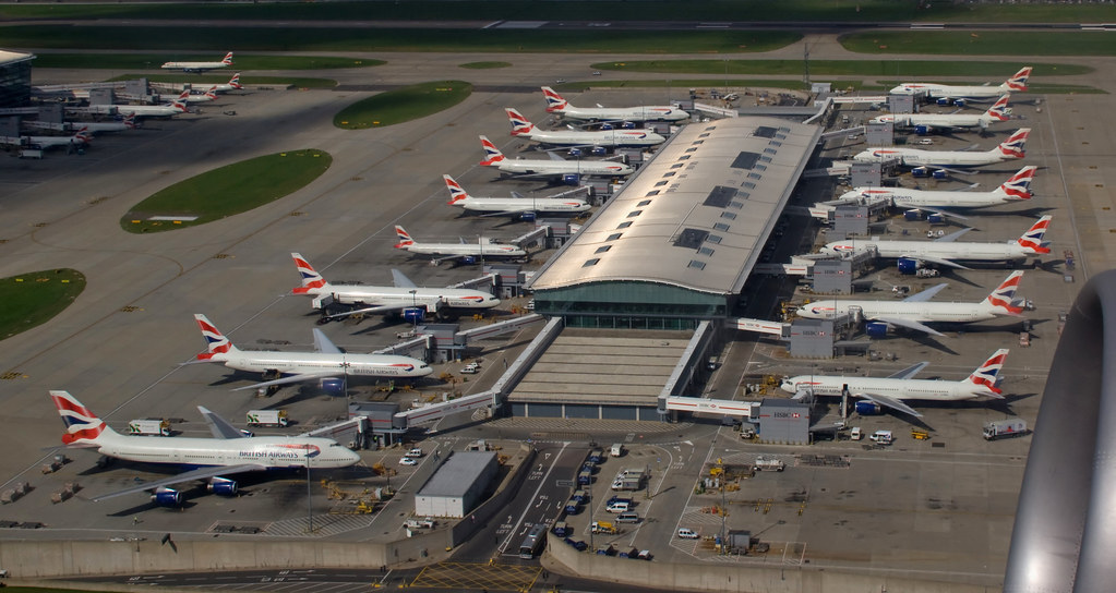 BA Terminal Heathrow