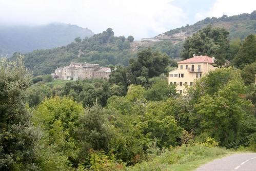 Corsica. La Castagniccia