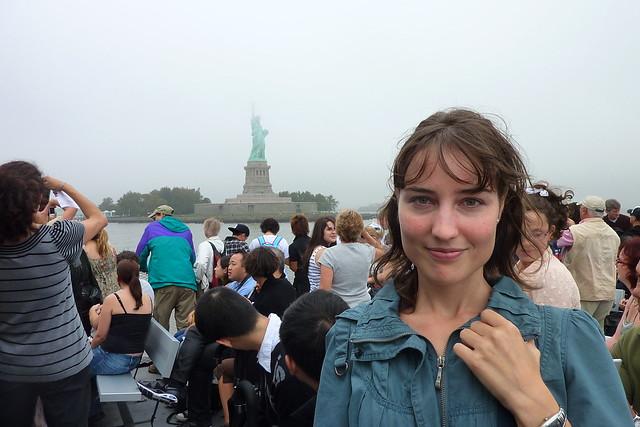 0301 - Ferry a Liberty Island