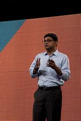 """Hasan Rizvi, JavaOne 2011 San Francisco """"Java Strategey Keynote"""""""