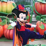 Halloween @ Disneyland Paris