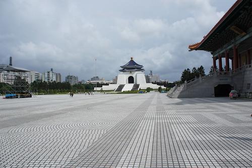 [台湾2.5] 中正紀念堂が遠い