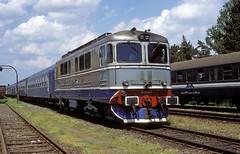 * Rumänien  Diesellok - 1s  New Scan