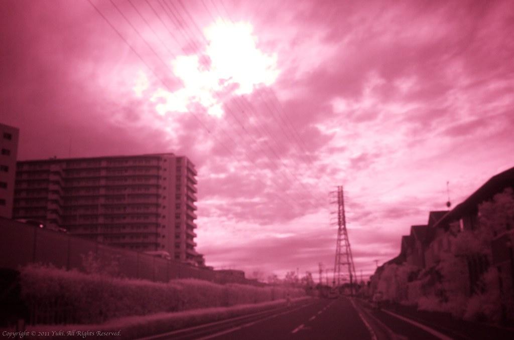 Infrared (original)
