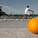 La naranja 3 por Alfredo Garza