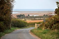 Brancaster to the Burnhams in Autumn