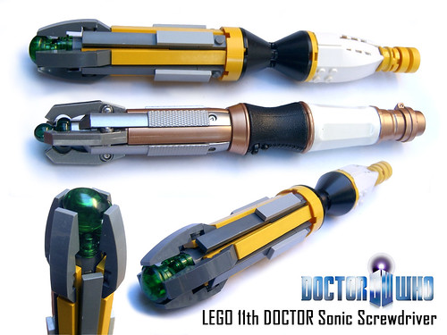 LEGO - Doctor Who - 11th Doctor Sonic Screwdriver