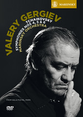 Tchaikovsky's Symphonies Nos. 4, 5 & 6 on the Mariinsky Label (DVD/Blu-Ray)