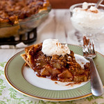 Southern Comfort Apple Pie