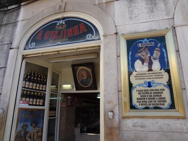 Casa A Ginginha em Lisboa