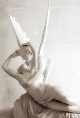 Canova's Psyche and Cupid, 1787-93, photographer unknown