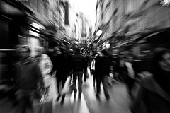 Agoraphobia, par Franck Vervial