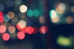City of blinding lights II