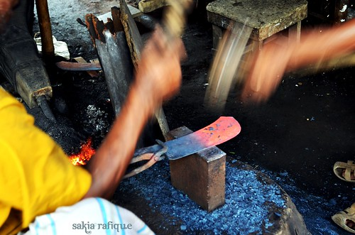Blacksmiths From Dhaka[Explored]