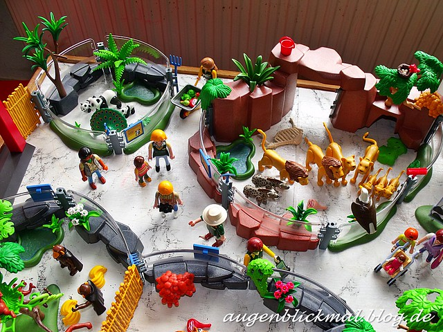 Playmobil zoo flickr photo sharing for Kinderzimmer playmobil