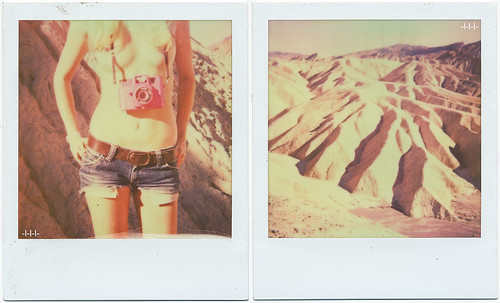 Anonymous hottie in Zabriskie Point