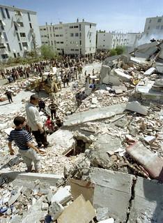 111115 Algeria seeks new approach to natural disasters | الجزائر تبحث عن أسلوب جديد لمواجهة الكوارث الطبيعية | L'Algérie cherche de nouvelles approches pour lutter contre les catastrophes naturelles