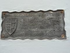 Photo of plaque № 8201