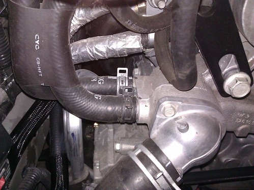 JDP Motorsports' 2010-11 SS Heater Hose 2012 Update DIY 6360357347_29df183f92