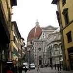 Centro histórico de Florencia