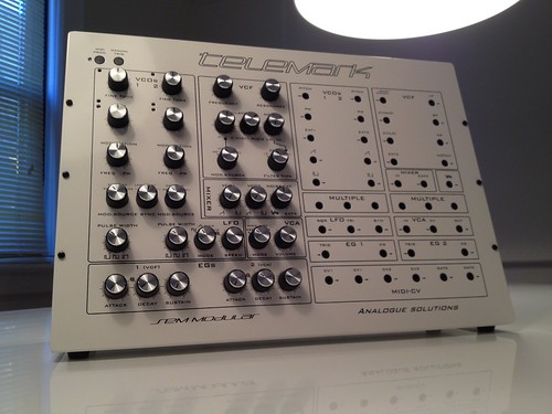 Analogue Solutions Telemark by oliverchesler