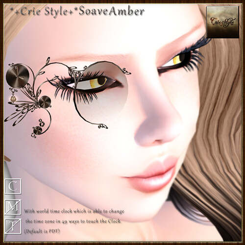 *+Crie Style+* Soave - amber