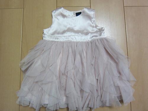 ベビーギャップドレス