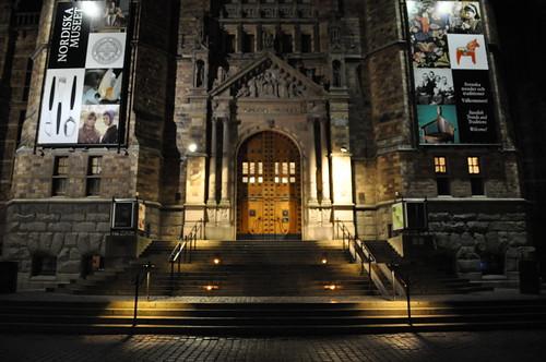 2011.11.09.304 - STOCKHOLM - Djurgården - Nordiska museet
