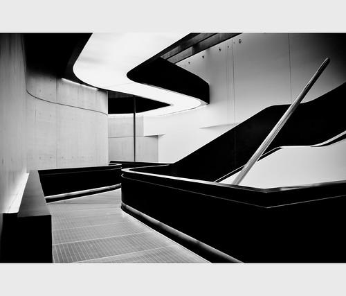 MAXXI museum, Roma - Arch. Zaha Hadid (press L) by ar.t